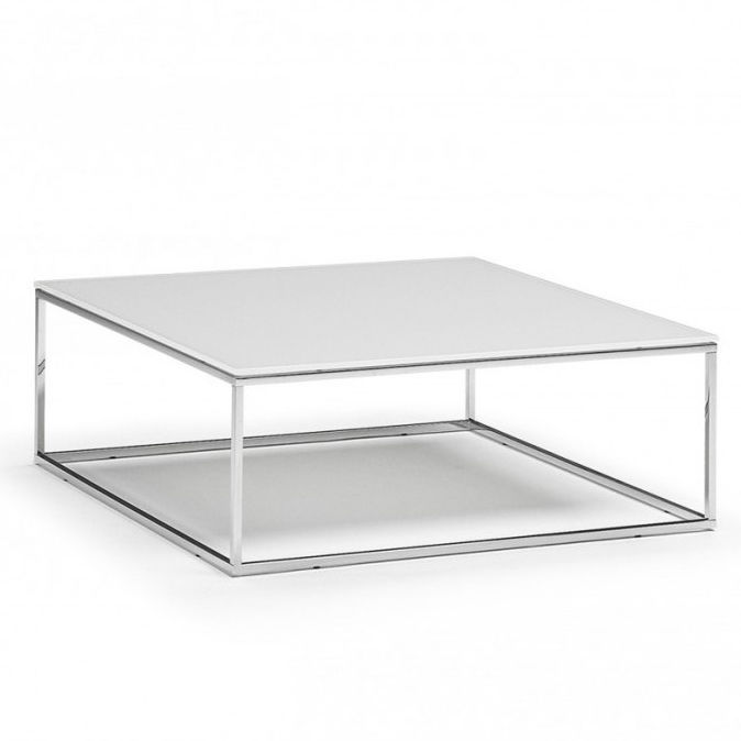 Contemporary Coffee Table Wooden Metal Marble