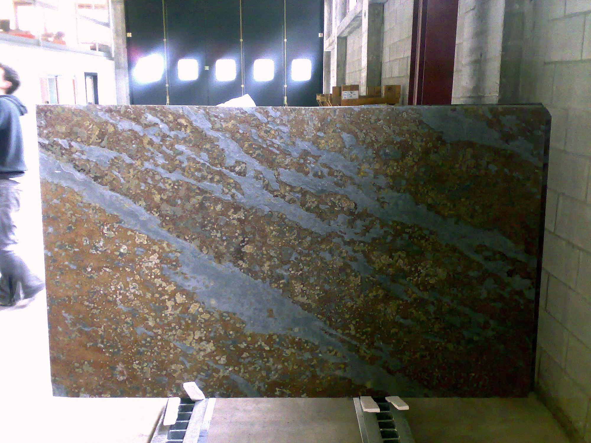 Stone Slab Imported Slate Slabs Autumn 220 X 120 Cm