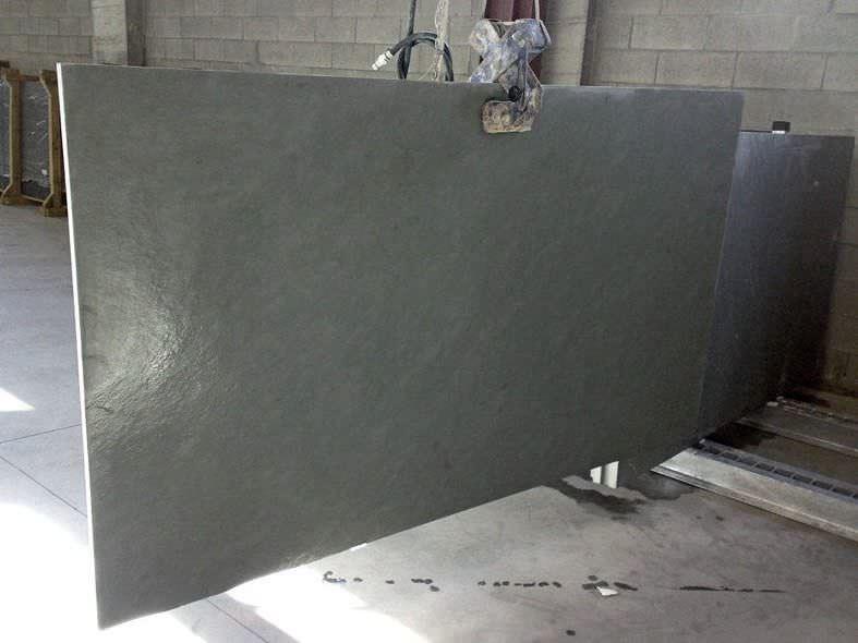 Stone Slab Imported Slate Slabs Ocean Grey 220 X 120 Cm