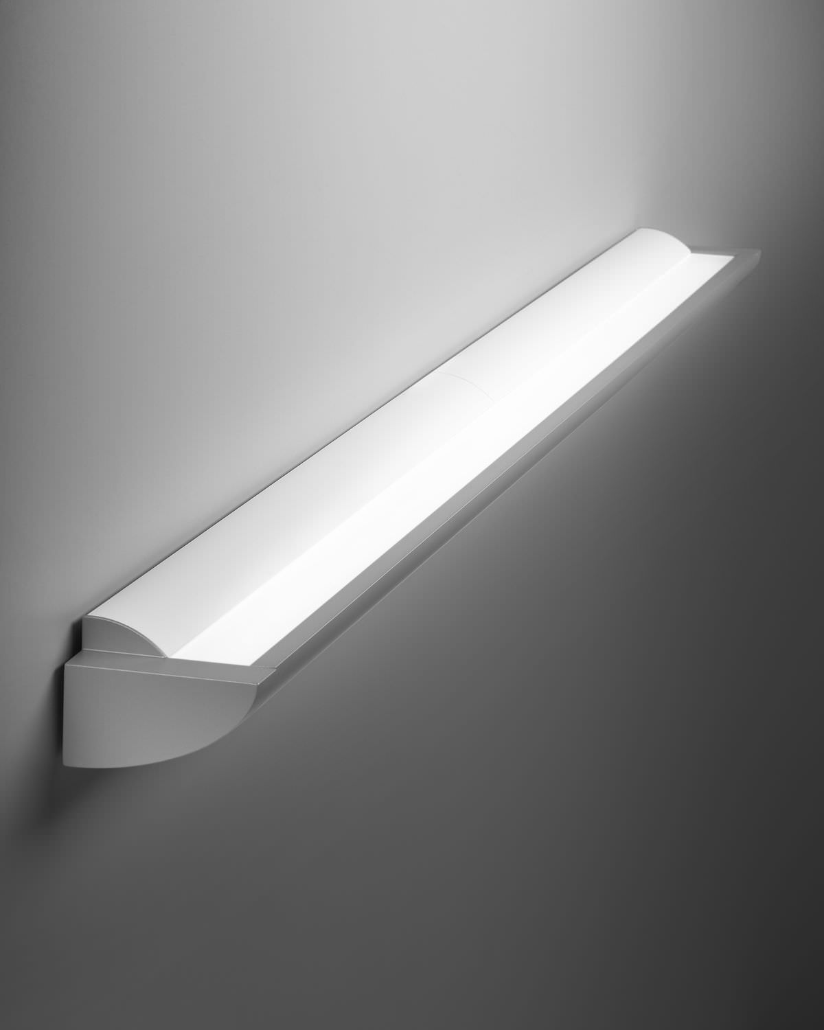 Surface Mounted Light Fixture Recessed Wall Led Linear Arcos