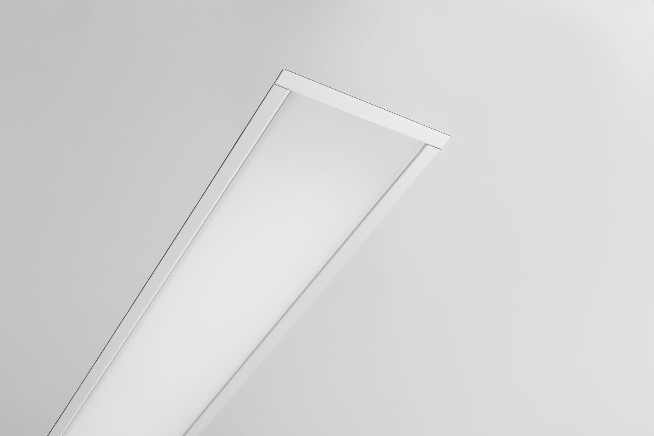Recessed Ceiling Light Fixture Led Linear Modular