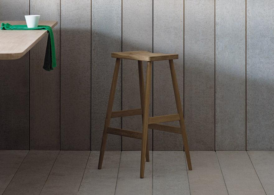 Amazing Contemporary Bar Stool Wooden Uwap Interior Chair Design Uwaporg