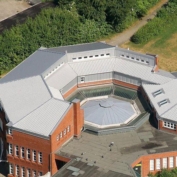 Metal Roofing Rib Roof 465 Zambelli Gmbh Amp Co Kg
