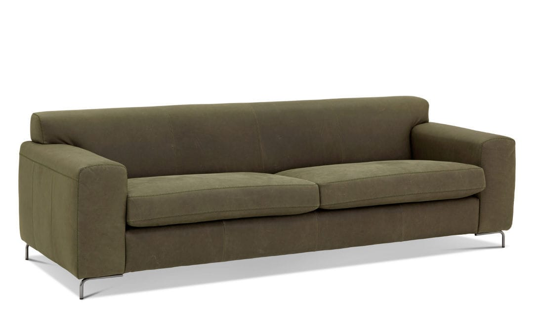 Phenomenal Contemporary Sofa Leather Fabric 2 Person Amalfi Uwap Interior Chair Design Uwaporg