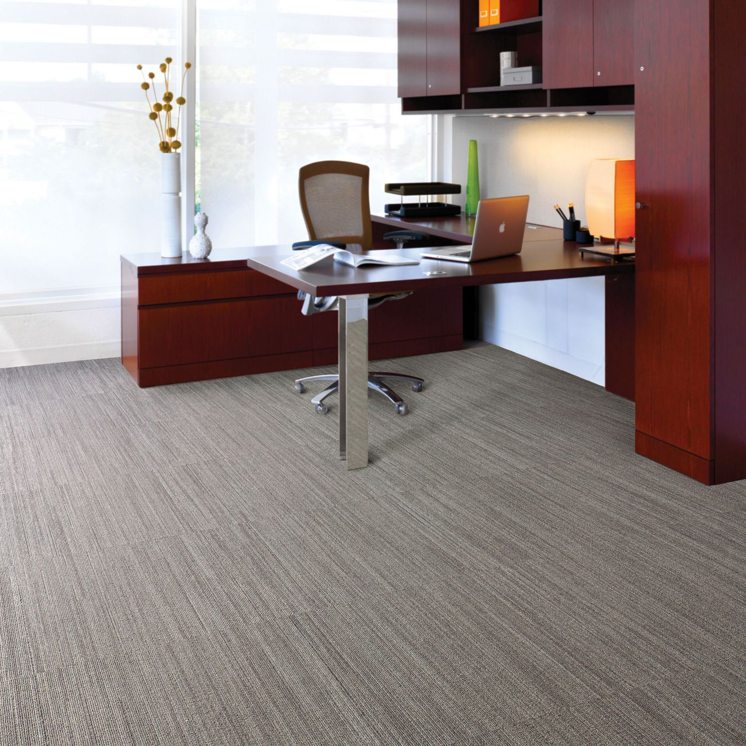 Image of: Carpet Tile State Of Mind Enthralled Ii Mohawk Group Tufted Loop Pile Nylon