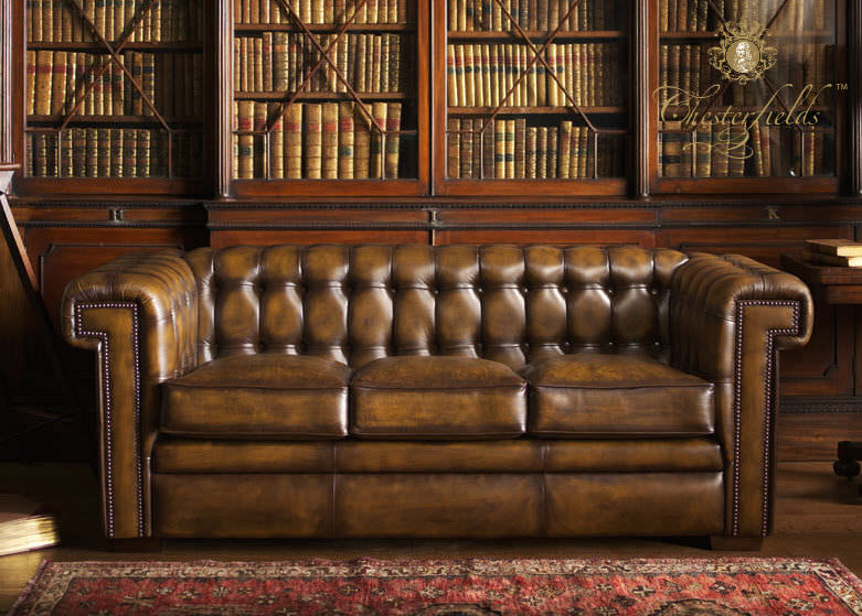 Chesterfield Sofa Stanley Fleming