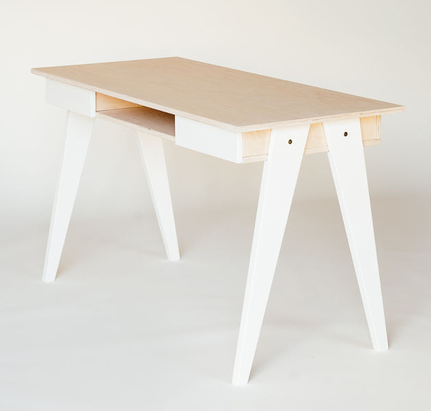 Tremendous Birch Desk Plywood Contemporary Huh By Raul Abner Radis Download Free Architecture Designs Scobabritishbridgeorg