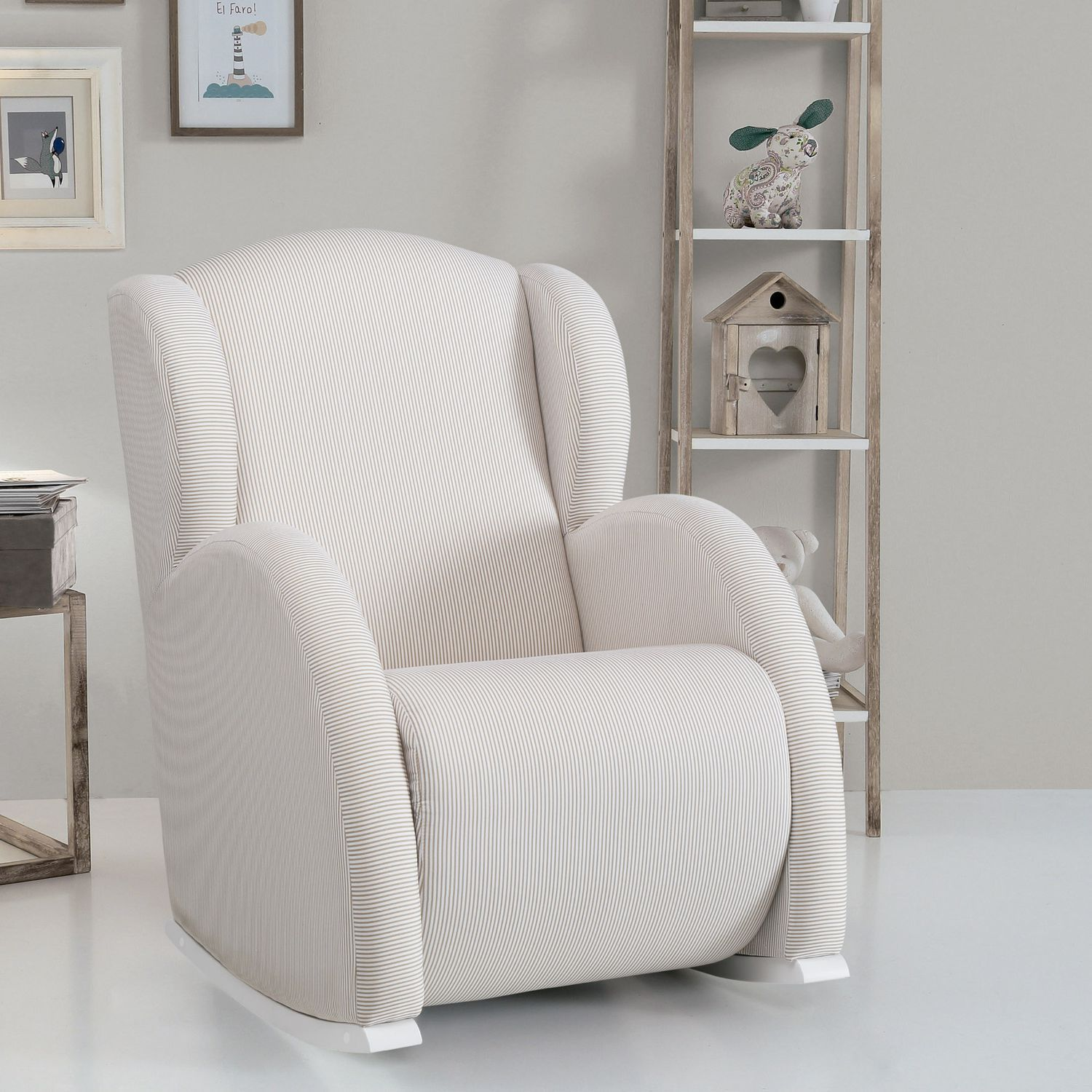 Contemporary armchair - FLOWER - micuna - synthetic ...