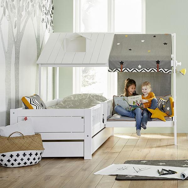 White Children S Bedroom Furniture Set, White Beach House Bedroom Furniture