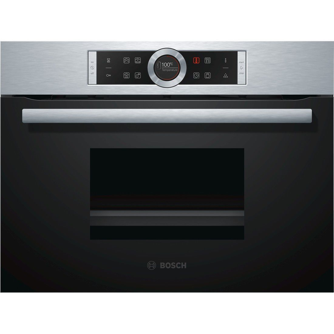 Electric Oven Built In Steam Built In Cdg634bs1b Bosch