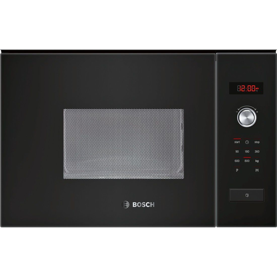 Electric Oven Built In Microwave