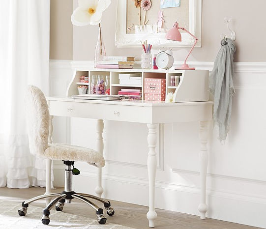 Wooden Desk Contemporary Child S Whitney