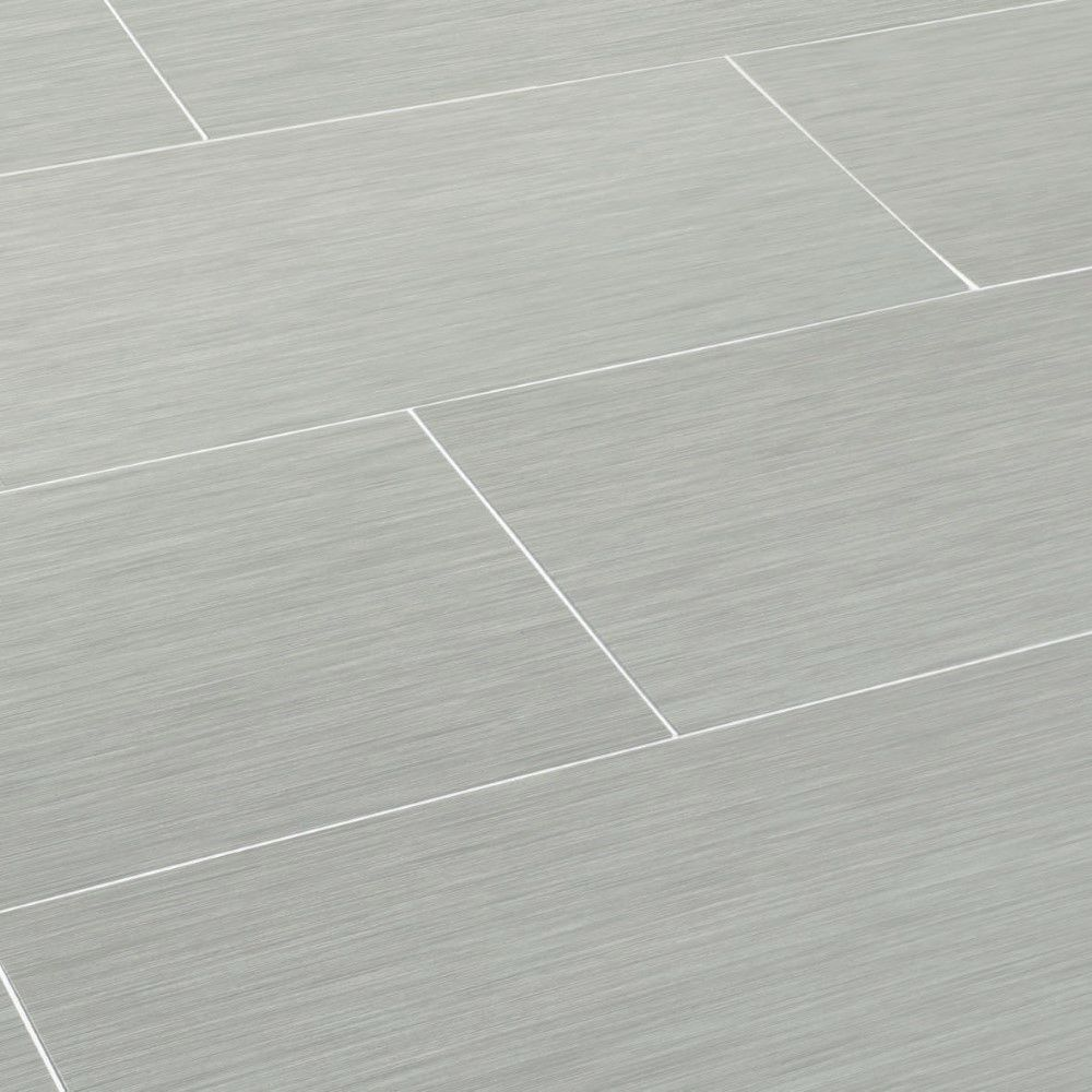 Vinyl Flooring Opt Light Grey Stripe