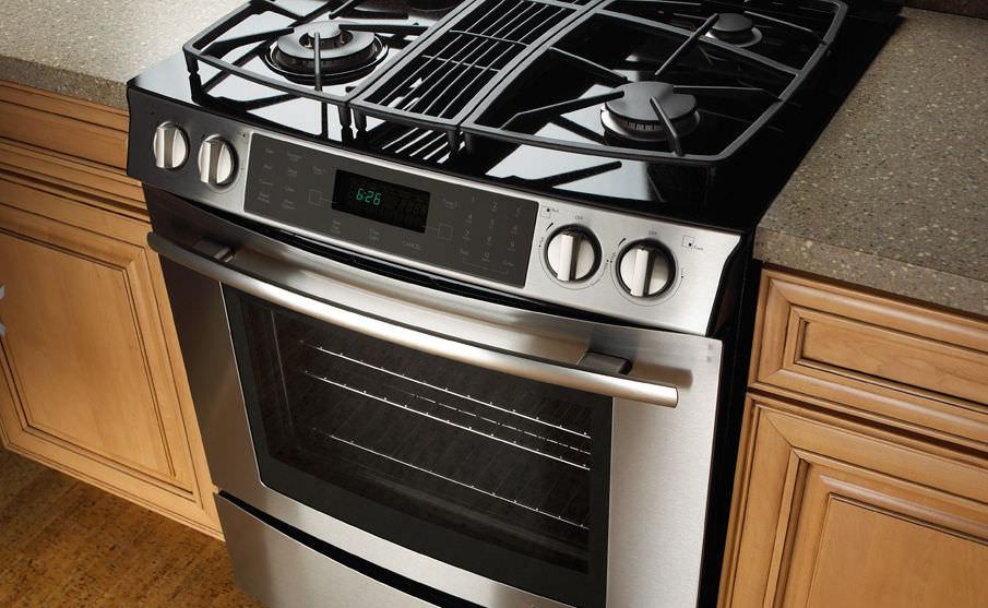 Gas Range Cooker Jgs9900cds