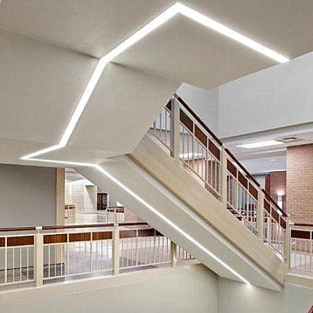 Recessed Ceiling Light Fixture Floor Led