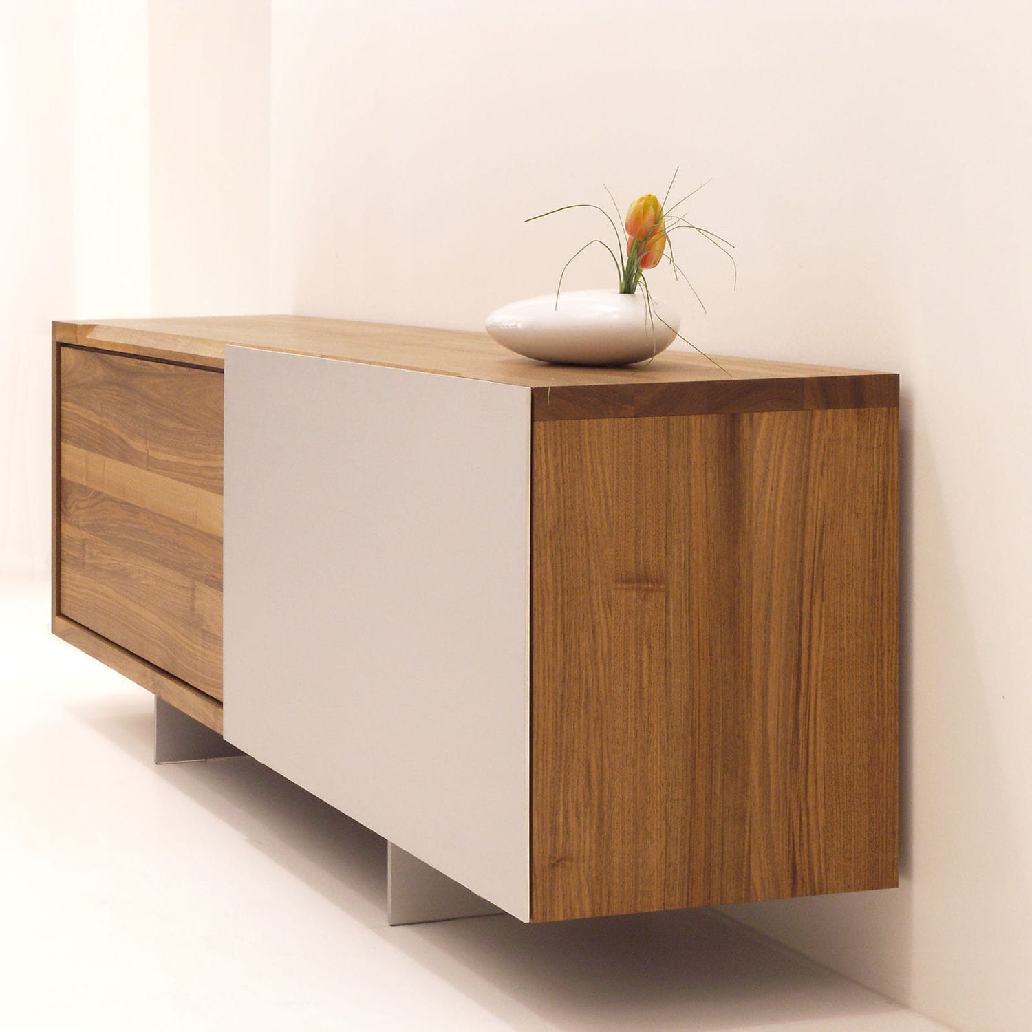 Super Contemporary sideboard / solid wood - TIX STORAGE by Dante  CE35