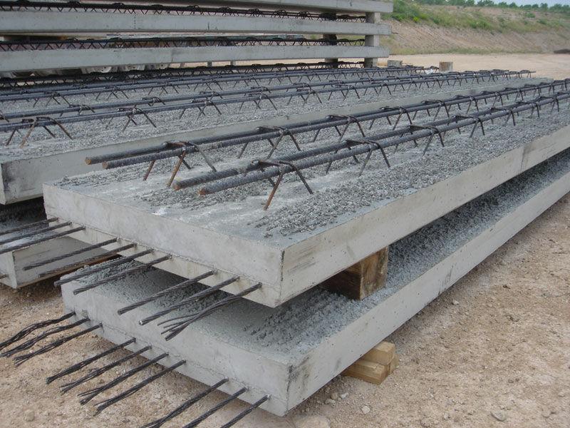 Армированный цементный бетон