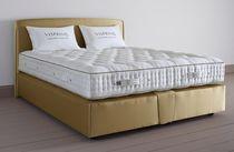 Double mattress / pocket spring / 150x200 cm / cotton