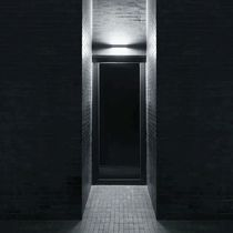 Recessed wall light fixture / LED / rectangular / IP65