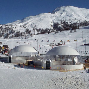 shelter inflatable structure