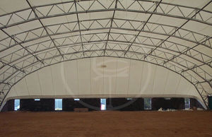 arch tensile structure