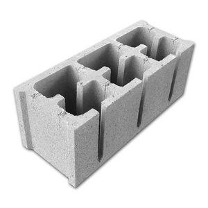 acoustic concrete block
