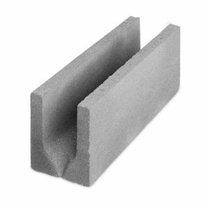 U-shaped lintel