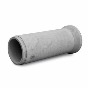 concrete pipe / for drainage systems