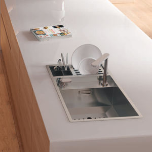 Kitchen Sink With Drainboard All Architecture And Design Manufacturers