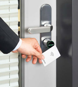 security cylinder lock / electronic / RFID
