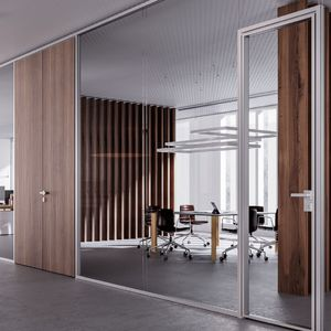 demountable partition