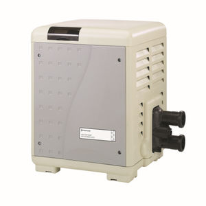 gas pool heater