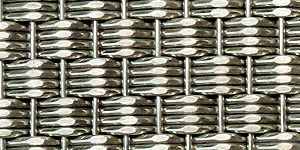 stainless steel woven wire fabric / close-knit mesh