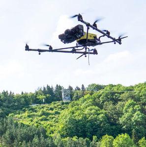 electric motor UAV