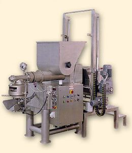 commercial pasta press