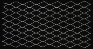 wire foundation mesh / stainless steel / diamond mesh