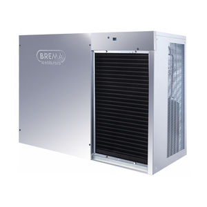 vertical evaporator ice cube maker / commercial