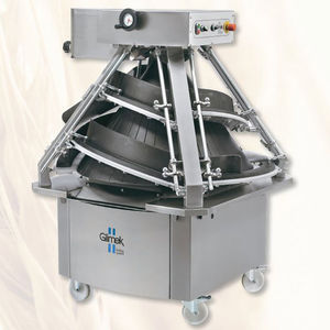 commercial pizza dough rounder