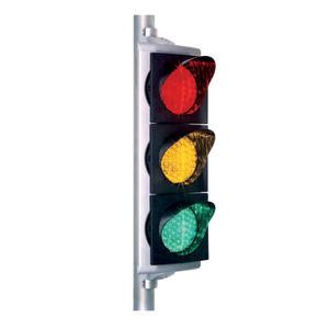 aluminum traffic light