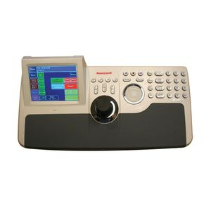 video monitoring network control keypad / with touchscreen / commercial