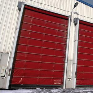 folding industrial doors