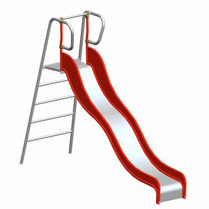 upright slide