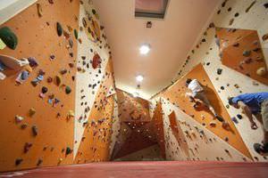 indoor climbing tower