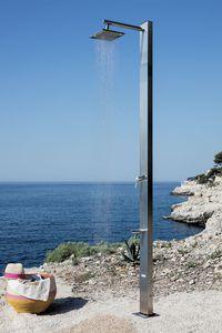 stainless steel garden shower