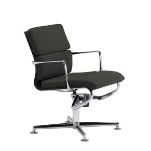 contemporary office chair / star base / with armrests / swivel