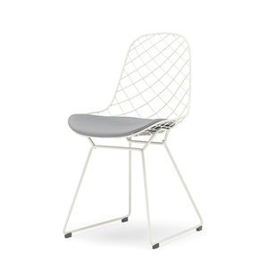 contemporary chair / aluminum / outdoor / by Patrick Norguet