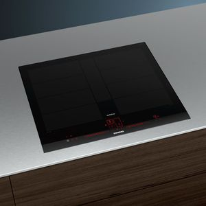 induction cooktop / 8 burners