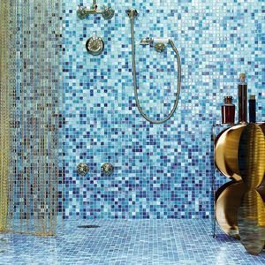 indoor mosaic tiles