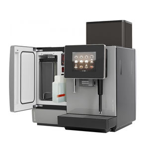 espresso coffee machine / combined / commercial / fully-automatic