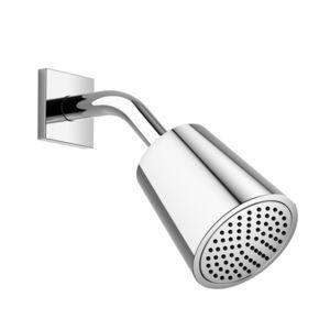 wall-mounted shower head